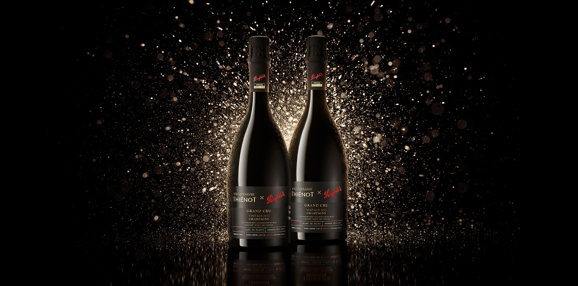 Penfolds x Thiénot Champagne Lot 2 and 3 Expression of Interest