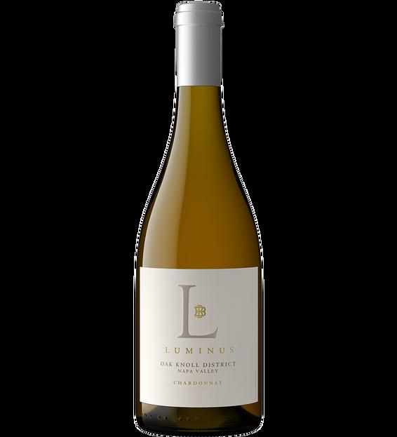 2019 Beringer Luminus Chardonnay Bottle Shot