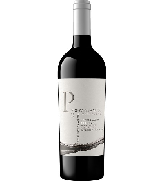 2015 Provenance Benchland Rutherford Cabernet Sauvignon
