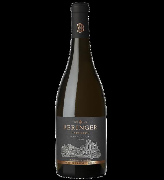 2019 Beringer Winery Exclusive Carneros Chardonnay Bottle Shot