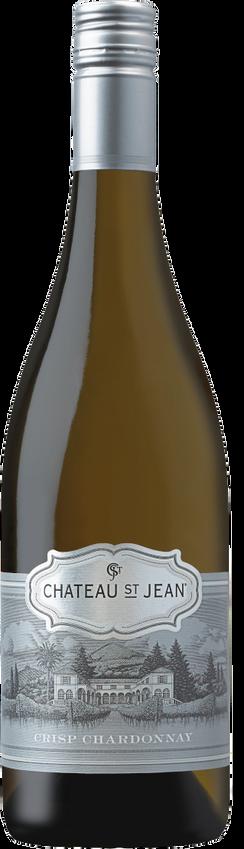 2018 Chateau St. Jean Crisp California Chardonnay