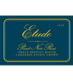 Front Label: 2019 Etude Carneros Rose of Pinot Noir, image 2