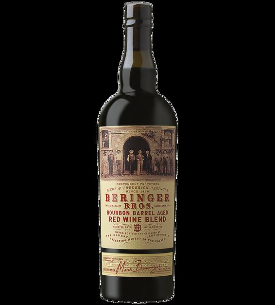 2019 Beringer Brothers Bourbon Barrel Aged California Chardonnay Bottle Shot