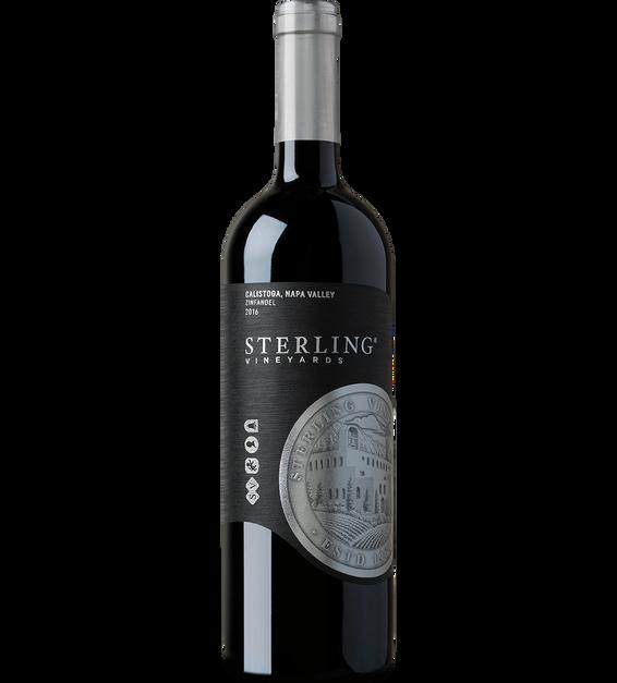 2016 Sterling Vineyards Calistoga Zinfandel