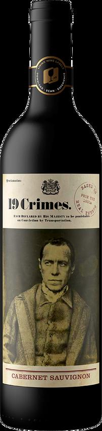 2018 19 Crimes Cabernet Sauvignon