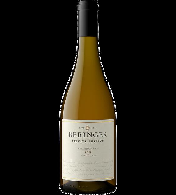 2019 Beringer Private Reserve Chardonnay Bottle Shot