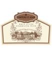 2016 Chateau St. Jean Sparkling California Blanc de Blanc Front Label