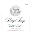 2016 Stags' Leap Napa Valley Petite Sirah Front Label, image 2