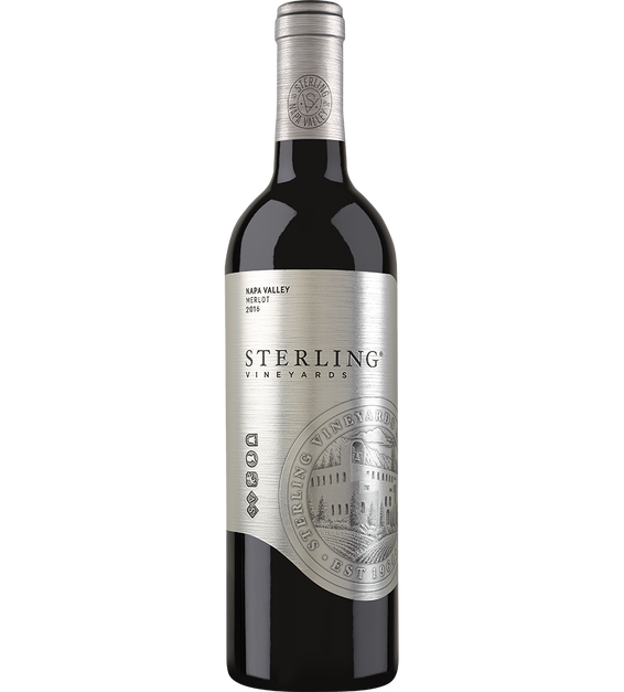 2016 Sterling Vineyards Napa Valley Merlot