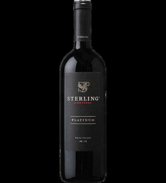 2013 Sterling Vineyards Platinum Napa Valley Cabernet Sauvignon