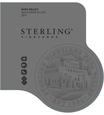 2017 Sterling Vineyards Napa Valley Sauvignon Blanc Front Label