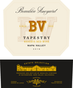 2016 Beaulieu Vineyard Tapestry Reserve Red Blend Front Label, image 2