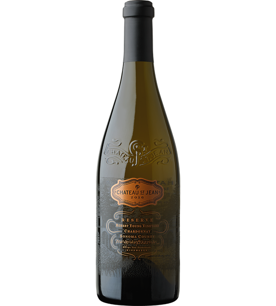 2016 Chateau St. Jean Robert Young Vineyard Reserve Alexander Valley Chardonnay