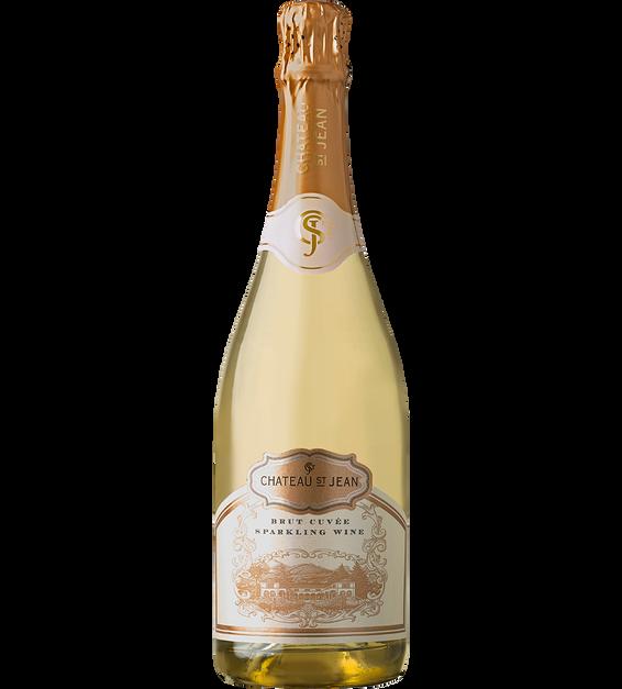 2016 Chateau St. Jean Sparkling California Blanc de Blanc