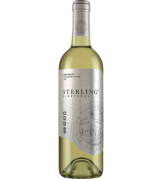 2017 Sterling Vineyards Napa Valley Sauvignon Blanc