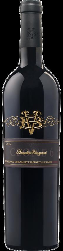 BV Clone 6 Rutherford Cabernet Sauvignon Bottle Shot