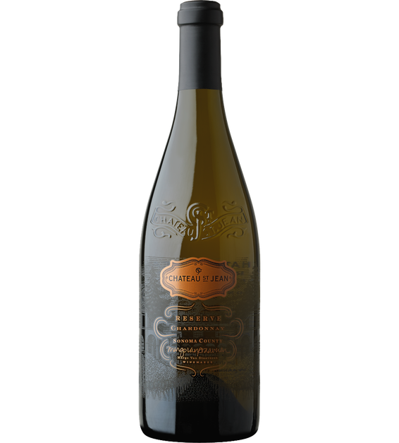 2017 Chateau St. Jean Sonoma County Reserve Chardonnay