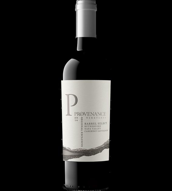 2016 Provenance Vineyards Barrel Select Rutherford Cabernet Sauvignon