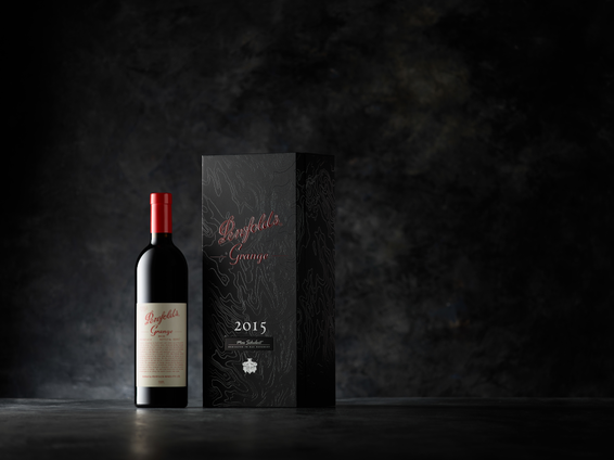 2015 Penfolds Grange Shiraz Gift Box