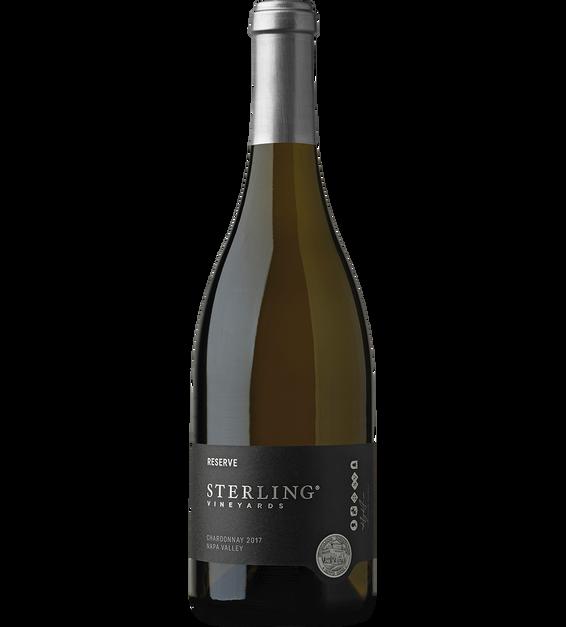 2017 Sterling Vineyards Reserve Napa Valley Chardonnay