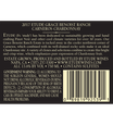 2017 Estate Chardonnay, image 3