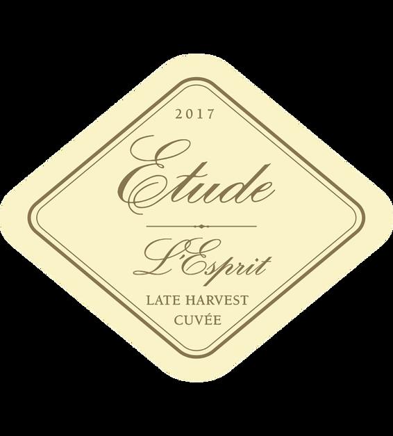 2017 E Spirit Late Harvest Cuvee White Blend