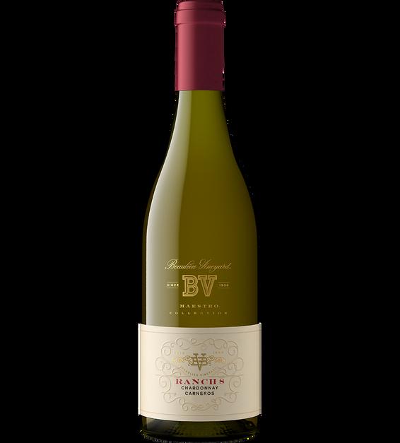 2019 Beaulieu Vineyard Maestro Ranch 8 Carneros Chardonnay Bottle Shot
