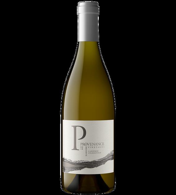 2018 Provenance Reserve Carneros Chardonnay Bottle Shot