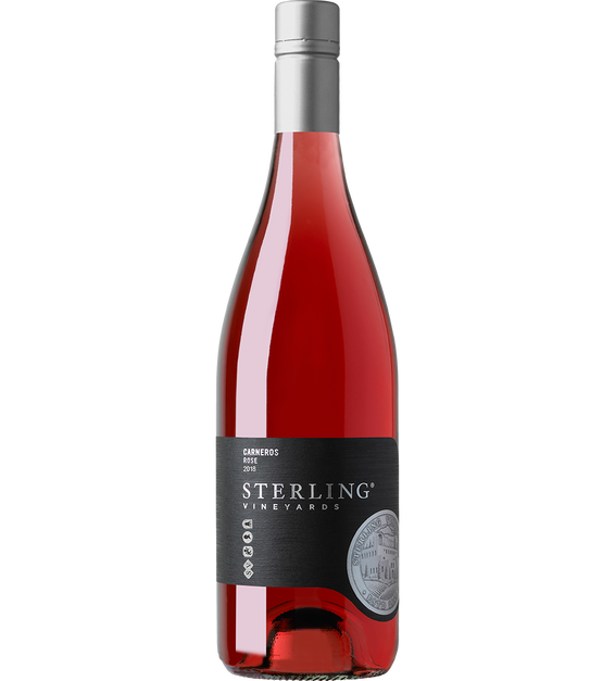 2018 Sterling Vineyards Carneros Rosé of Syrah