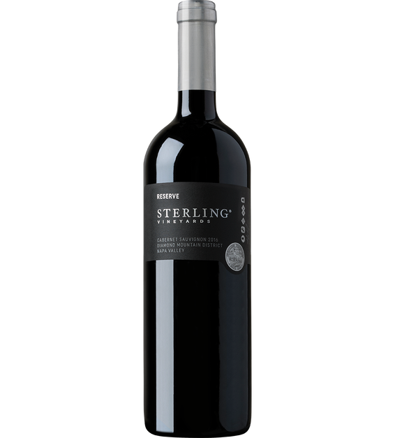 2016 Sterling Vineyards Diamond Mountain District Napa Valley Cabernet Sauvignon