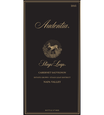 2015 Stags' Leap Audentia Estate Grown Napa Valley Cabernet Sauvignon Front Label, image 2