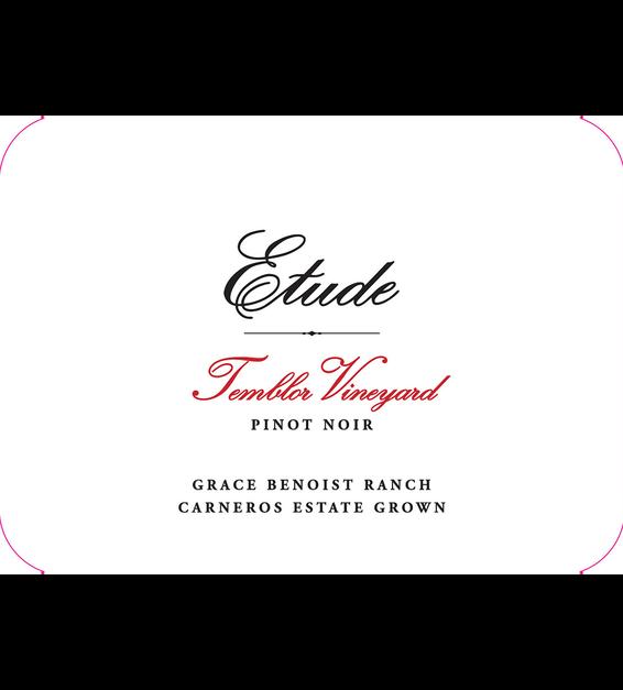 2014 Etude Temblor Vineyard Pinot Noir