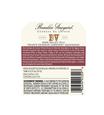 BV 2014 Georges de Latour Cabernet Sauvignon Back Label