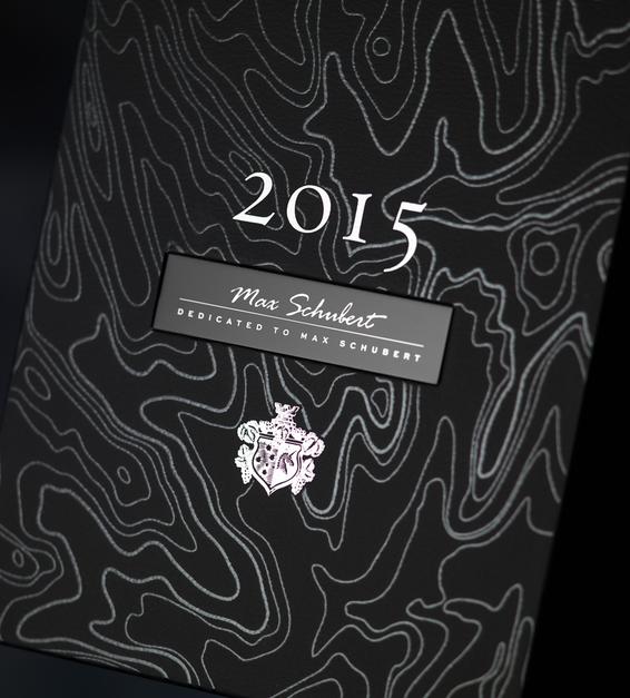 2015 Penfolds Grange Gift Box Close Up