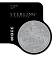 2016 Sterling Vineyards St. Helena Malbec Front Label
