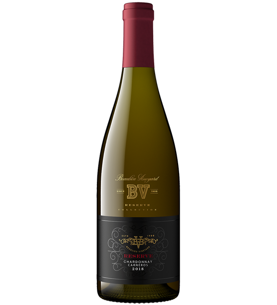 2018 Beaulieu Vineyard Reserve Carneros Chardonnay Bottle Shot