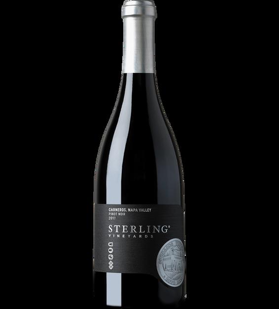 2017 Sterling Vineyards Carneros Pinot Noir