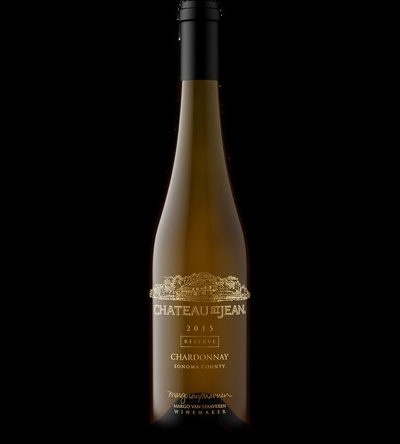 2015 Chateau St. Jean Reserve Sonoma County Chardonnay