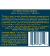 Back Label: 2019 Etude Carneros Rose of Pinot Noir, image 3