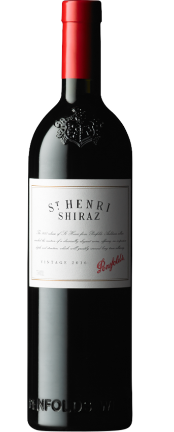 2016 Penfolds St Henri Shiraz Bottle