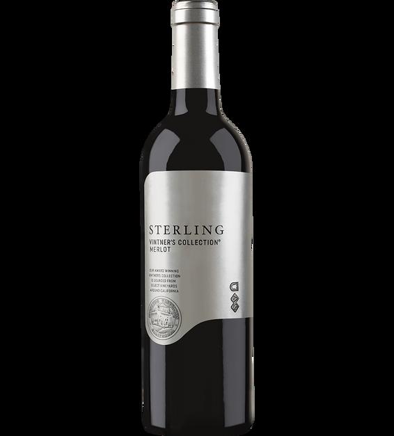 2017 Sterling Vineyards Vintner's Collection California Merlot