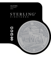 2016 Sterling Vineyards Calistoga Zinfandel Front Label, image 2