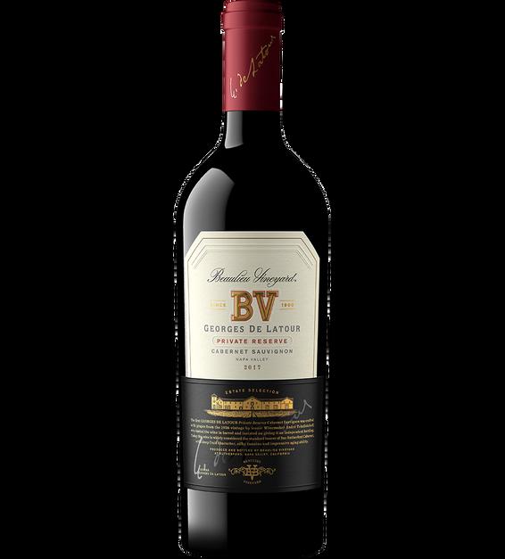 2017 Beaulieu Vineyard Georges de Latour Cabernet Sauvignon 3L Bottle Shot