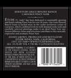 2018 Etude Carneros Estate Pinot Noir Back Label, image 3