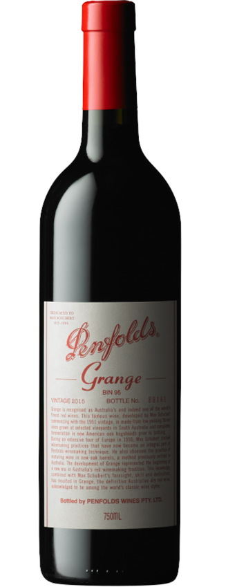 2015 Penfolds Grange Shiraz