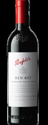 2018 Bin 407 Cabernet Sauvignon