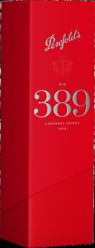 2018 Penfolds Bin 389 Cabernet Shiraz Gift Box