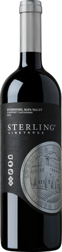 2016 Sterling Vineyards Rutherford Cabernet Sauvignon