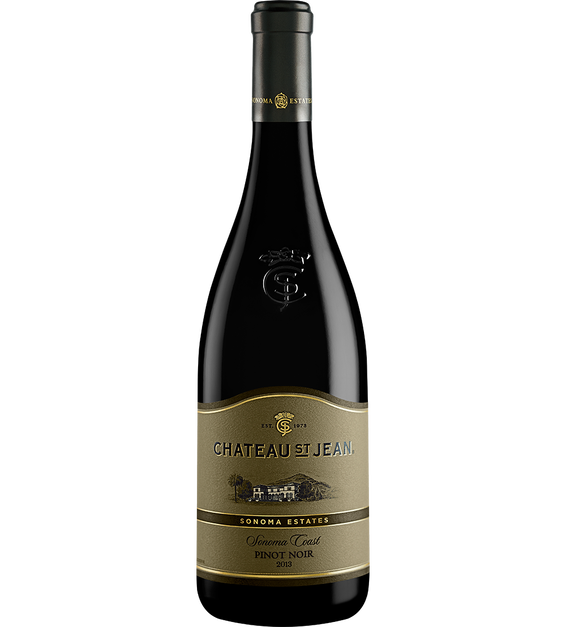 2013 Chateau St. Jean Sonoma Coast Pinot Noir