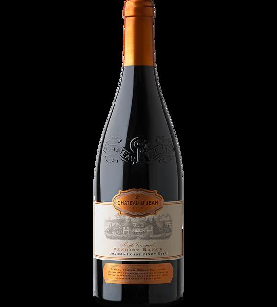 2017 Chateau St. Jean Grace Benoist Ranch Sonoma Coast Pinot Noir